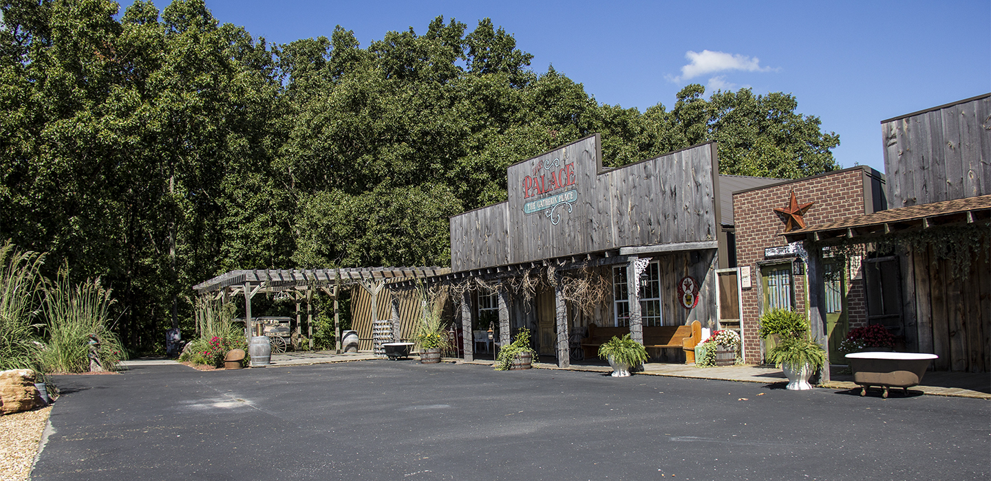 Due to Owners retiring, CreedsTown is now closed and is for sale!